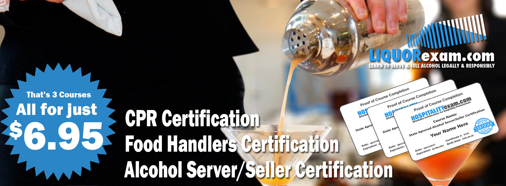 Liquorexam 795 Montana Alcohol Serverseller Certification